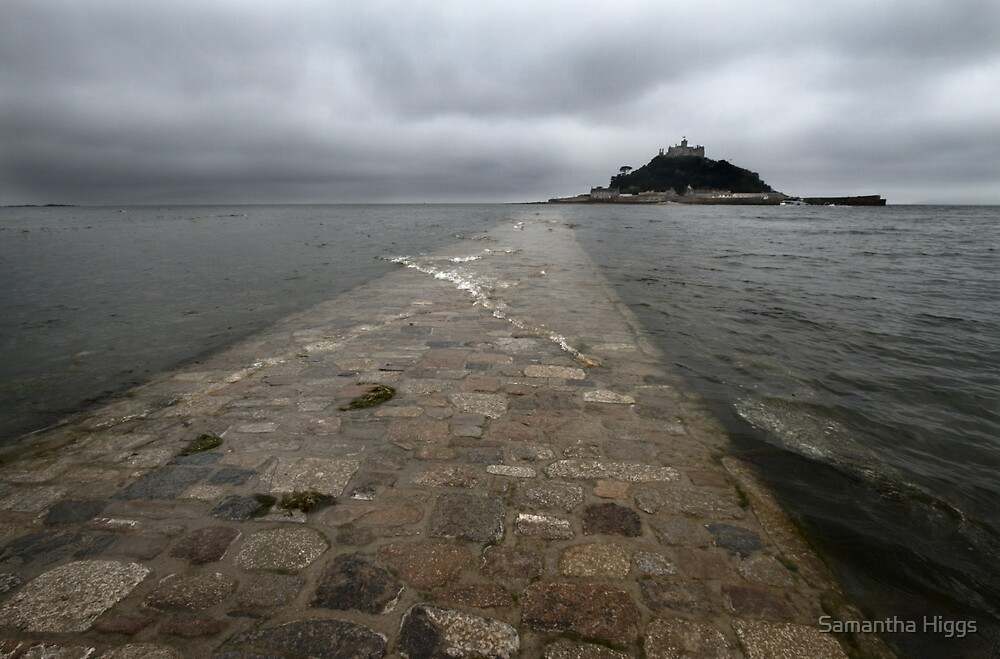 St Michael's Mount, Cornwall  by Samantha Higgs