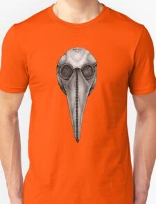 Plague Doctor's Mask Unisex T-Shirt