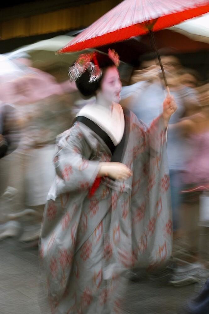 Running Geisha by fab2can