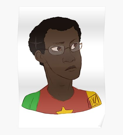 aph cameroon Poster