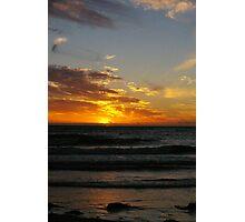 Breathtaking Sunset Photographic Print