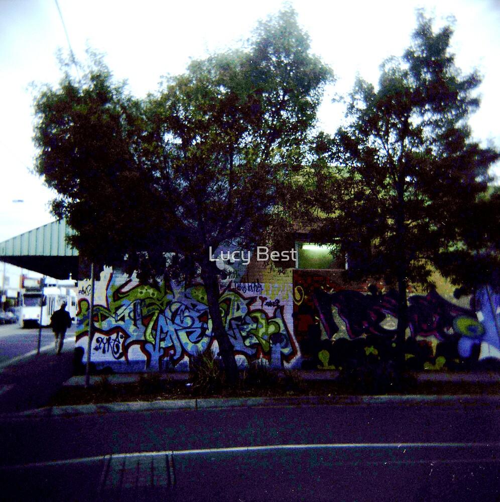 Grafitti by Lucy Best