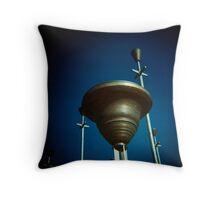 Federation Bells Throw Pillow