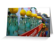 Bottlan :: Bottles Greeting Card