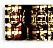 glass before light: 1056 views Canvas Print