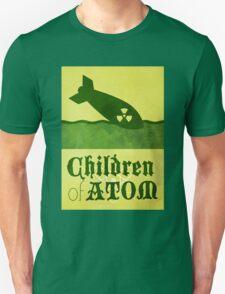 The Children of Atom Unisex T-Shirt