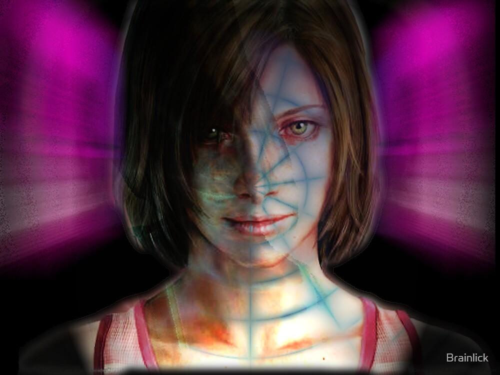 spider girl by Brainlick