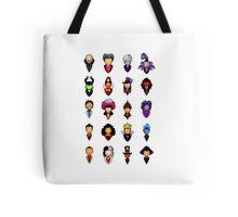 Disney Villains - Collective Tote Bag