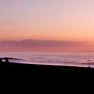 dudley beach newcastle nsw  panoramic by Ty Cooper