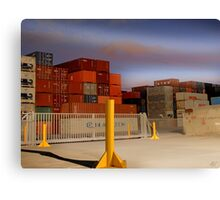 Sommerville Rd Canvas Print