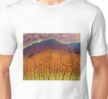 Murder in the sky Unisex T-Shirt
