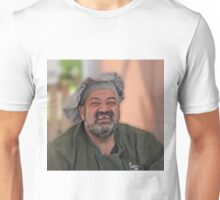 Smiling Chef Unisex T-Shirt
