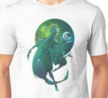 World Making and You: A guide for Deities - Second Edition Unisex T-Shirt
