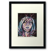 Hemophobia Framed Print