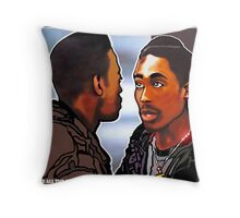 """HE WANTED ALL THE JUICE!""  Throw Pillow"