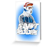 Fast Eddie (Cool Boarders 3)  Greeting Card