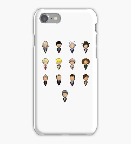 Doctor Who - Collective iPhone Case/Skin