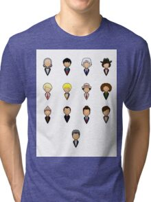 Doctor Who - Collective Tri-blend T-Shirt