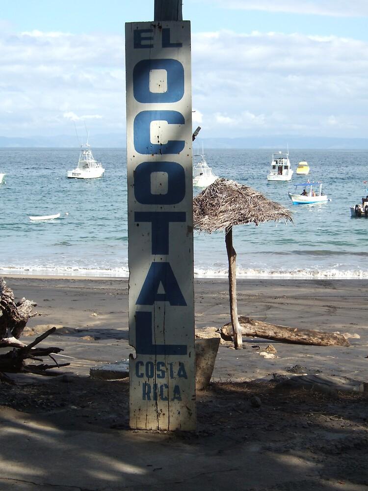 El Ocotal - Costa Rica by Chaos