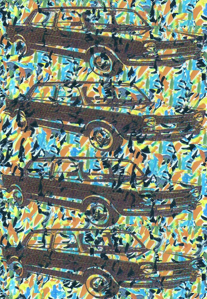 car car car car by mark beckwith