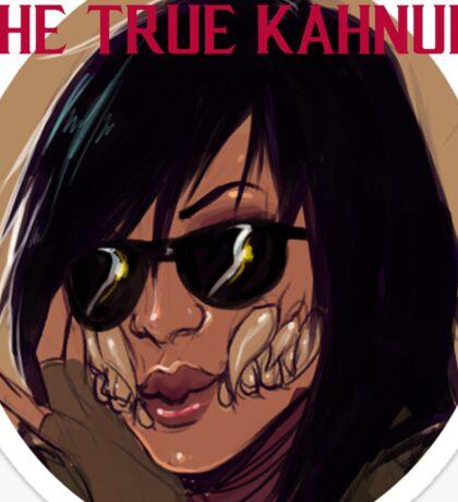 Mileena- The True Kahnum- Mortal Kombat X Sticker