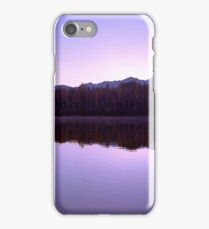 Mirrored Lake iPhone Case/Skin