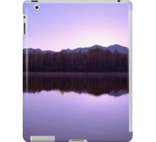 Mirrored Lake iPad Case/Skin