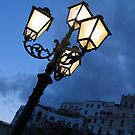 Amalfi Lights by David Sundstrom