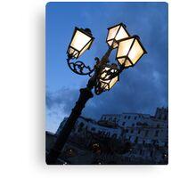 Amalfi Lights Canvas Print