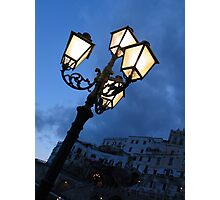 Amalfi Lights Photographic Print