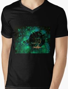 WDV - 340 - Nebula Tingle Mens V-Neck T-Shirt