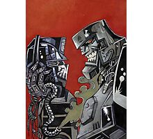 Transformers Goodbye Prime Photographic Print
