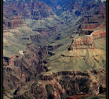 The Grand Canyon by Maria Masse