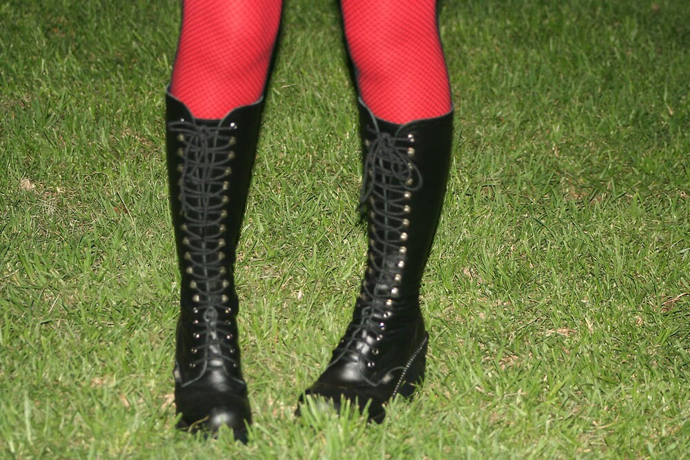 BOOTS by FIJIGIRL