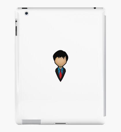 Second Doctor - Patrick Troughton iPad Case/Skin
