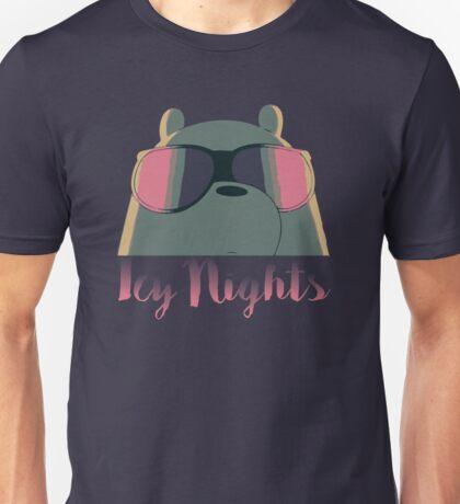 Ice Bear - Icy Nights Unisex T-Shirt