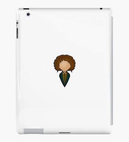 Eighth Doctor - Paul McGann iPad Case/Skin