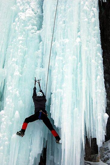 Ice Climber by Jason Ross