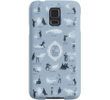 A Guide to Rare and Unusual Patronuses Samsung Galaxy Case/Skin