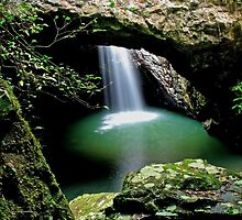 Natural Bridge by Mark Snelson