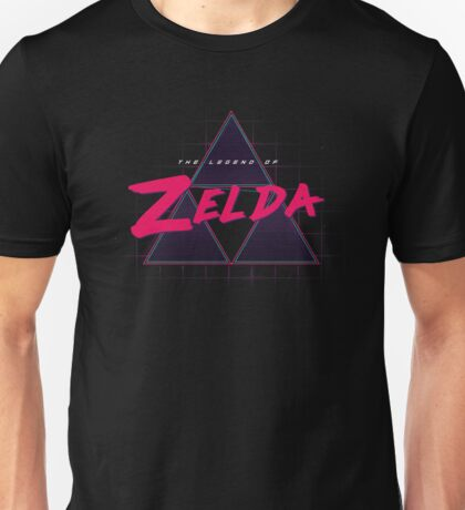 Zelda Synthwave Unisex T-Shirt