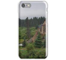 Colorado Chapel iPhone Case/Skin