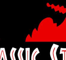 Jurassic Stark Sticker