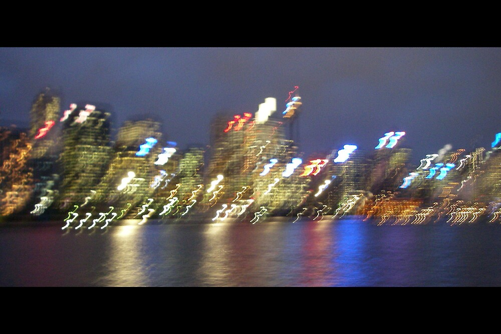 Night City by Cre8iveAngel