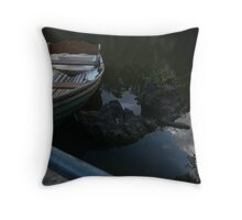 Unleashed Dreams Throw Pillow