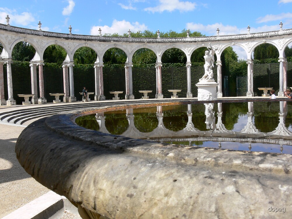 Versailles by dopey