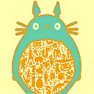 Totoro V by Ruo7in