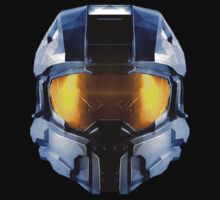 Halo TMCC Helmet by ShadowHD09