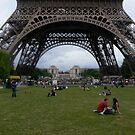 Paris Love by dopey