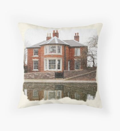 Junction House Fazeley Throw Pillow